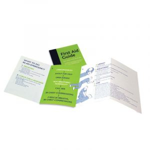 Guidance Leaflet for First Aid