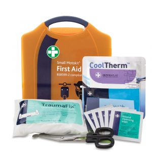 Small motoring first aid kit