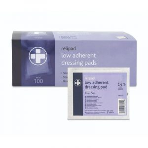 Relipad Low-Adherent Dressing Pads