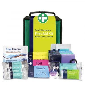 Small BSI first aid kit