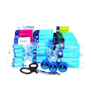 Large Catering First Aid Kit Refill