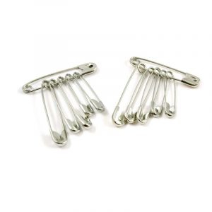 First Aid Safety Pins