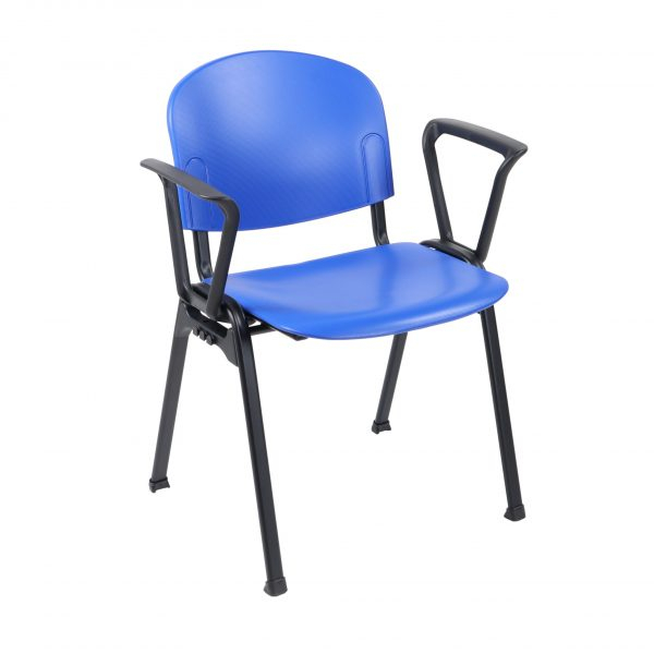 Rollo Medical Waiting Room Chair Range - With Arms