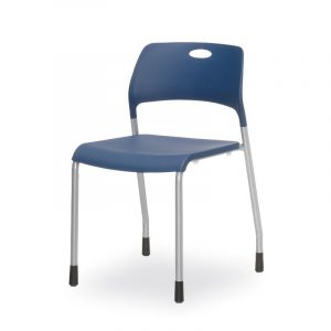Smooth range waiting room chair