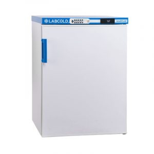150L Labcold Under counter pharmacy & vaccine refrigerator with digilock - solid door