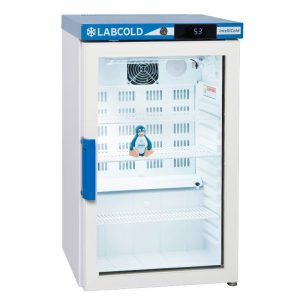 66 litre Labcold pharmacy & vaccine refrigerator with glass door