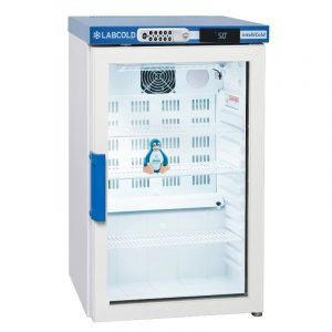 66 litre Labcold pharmacy & vaccine fridge with Digilock and glass door