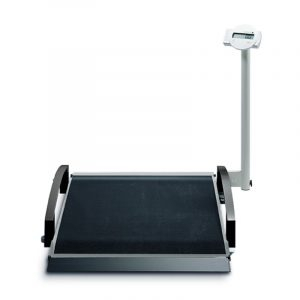 Seca wheelchair scales