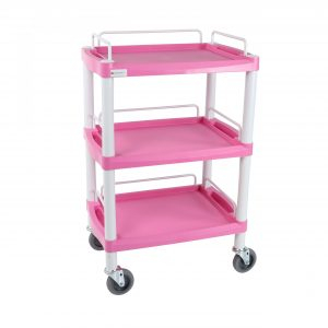 Pink Handy Trolley
