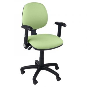 Mid back Chair Folding Arms