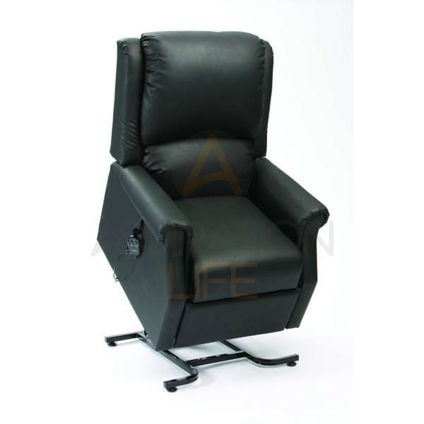 Chicago In AM PVC Riser Recliner Chair