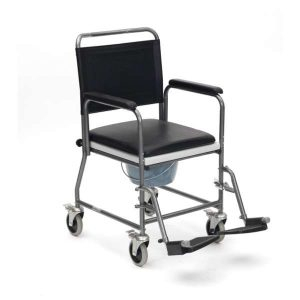 Glideabout Commode Chair
