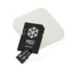 micro SD card from Aspiration life