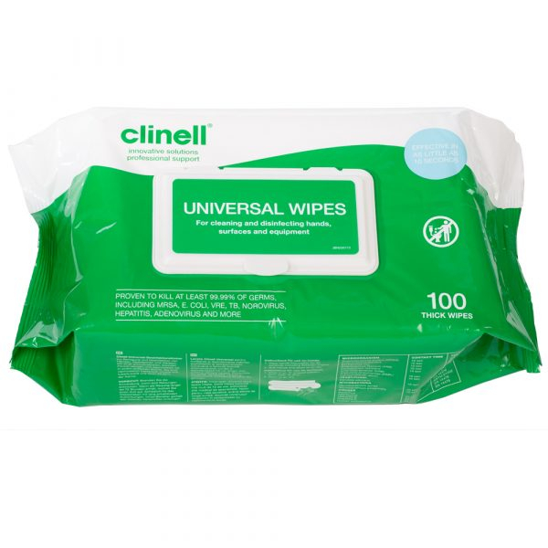 Clinell Universal Wipe