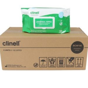 Clinell BCW100 bulk pack