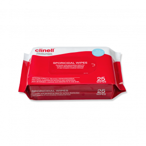 Clinell Sporicidal Wipes