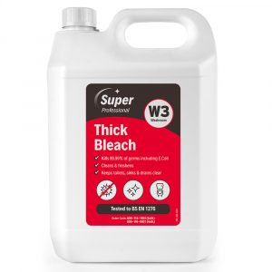 5L thick bleach