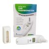 Digital ear thermometer