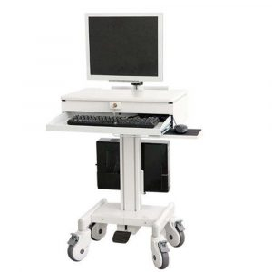 Medical Workstation on Wheels